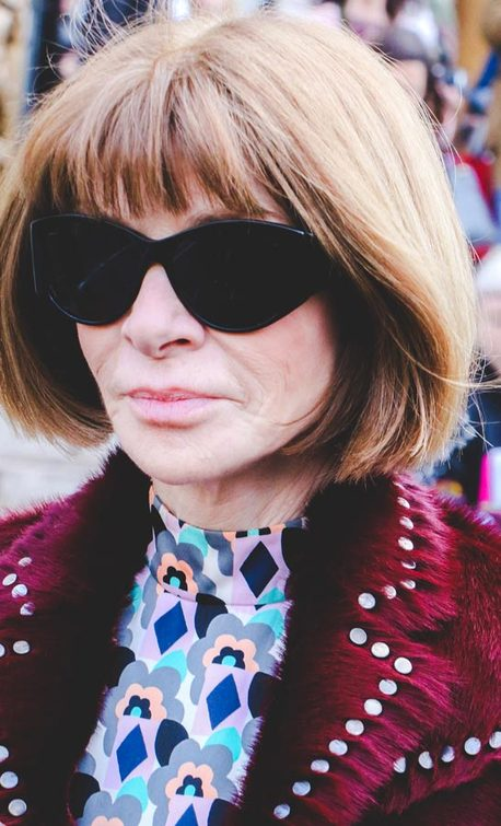 Photo the ice queen, Anna Wintour